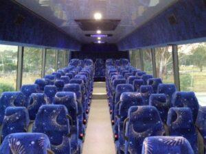 83 Seat Coach Inside
