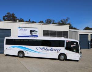 83 Seater Coach
